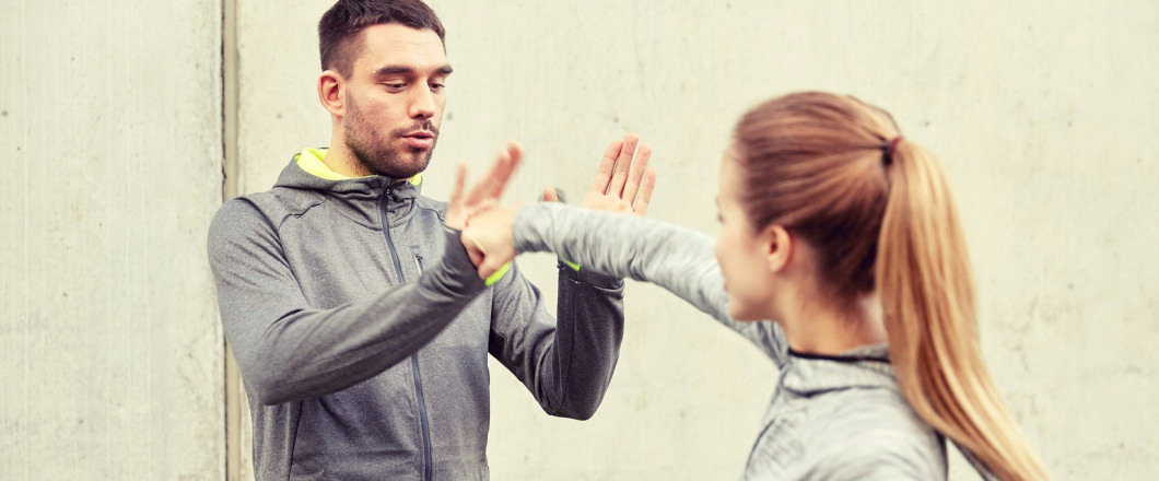 Gain Confidence by Taking a Self-Defense Course