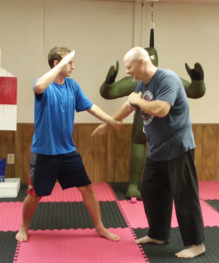 Group Self Defensive Training in Foley AL
